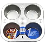 IIT 03462 4-Section Muffin Pan