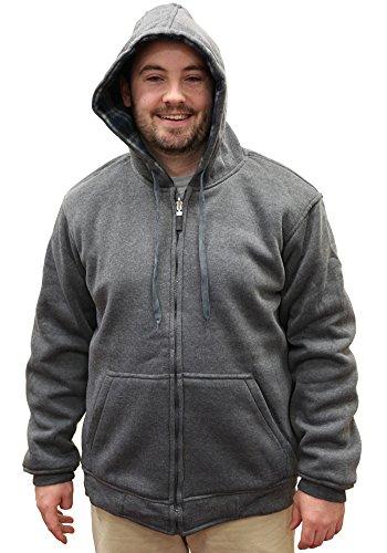 Reversible Hoodie Jacket - 3