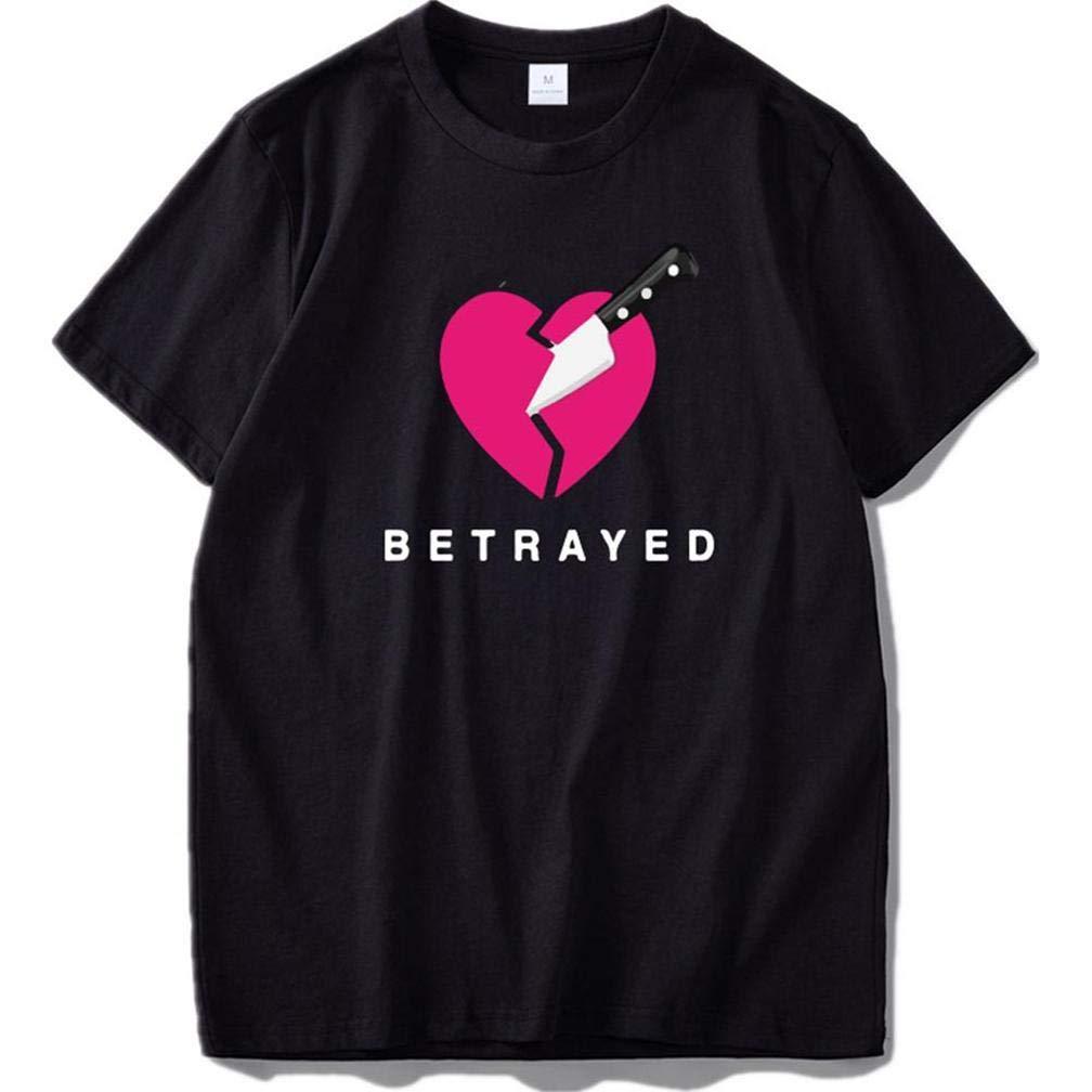 Camicia Xanarchy Rose 3 S T Shirt Printing Short Sleeve Tee