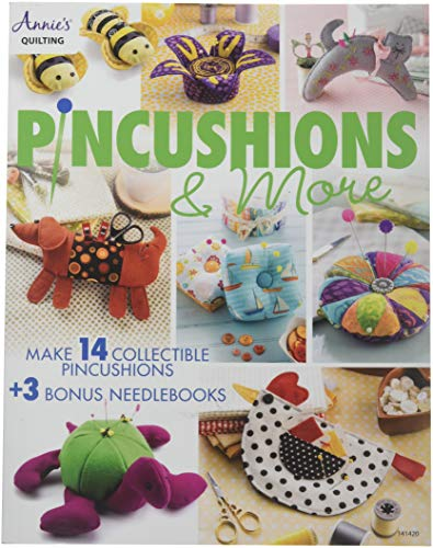 Annies 1414201 Pincushions and More and More, None