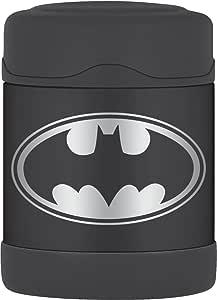 THERMOS Funtainer Food Jar, Batman, 10 Ounce, (F3004BM6)