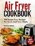 300 Instant Air Fryer Recipes Cookbook