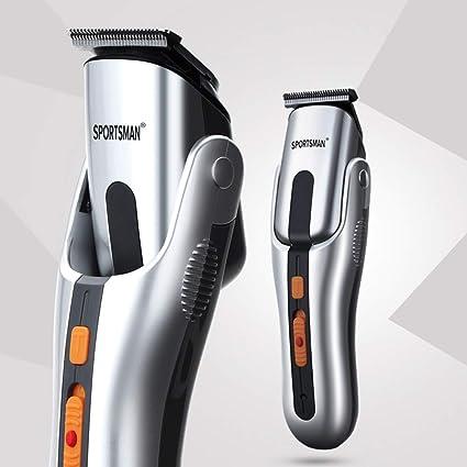 CHUPro - Máquina de afeitar eléctrica para barba y barba para niños adultos: Amazon.es: Belleza