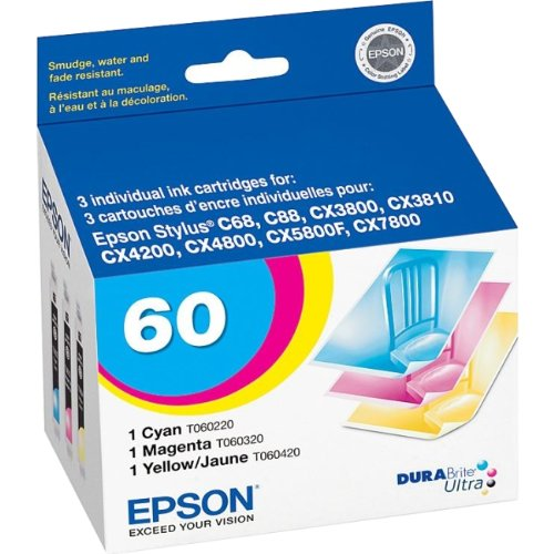 (EPST060520 - Epson Multi-Pack Ink Cartridges)