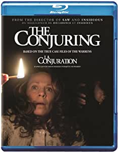The Conjuring (Bilingual) [Blu-ray]
