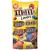 M&M'S Lovers Chocolate Candy Fun Size Variety