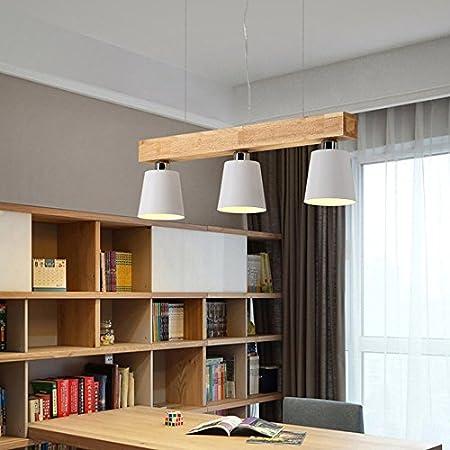 Sx Bbf Moderne Massivholz Kronleuchter Esszimmer Original Holz
