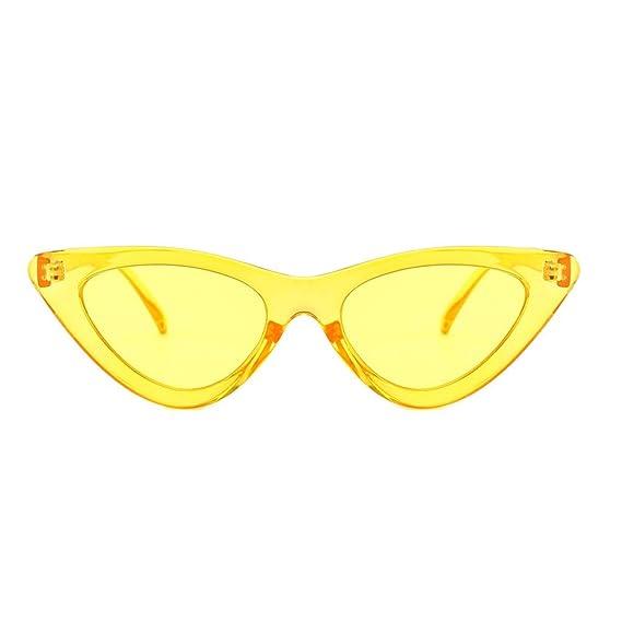 FELZ Gafas De Sol Mujer, Gafas de sol de jelly sunshade de ...