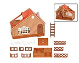 Calico Critter Treehouse Best Deals - Calico Critters Lakeside Lodge Set