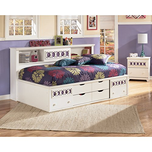 Full Size Daybed with Storage Drawers Amazoncom