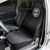 The Northwest Company MLB Minnesota Twins Black Team Logo Car Seat Cover