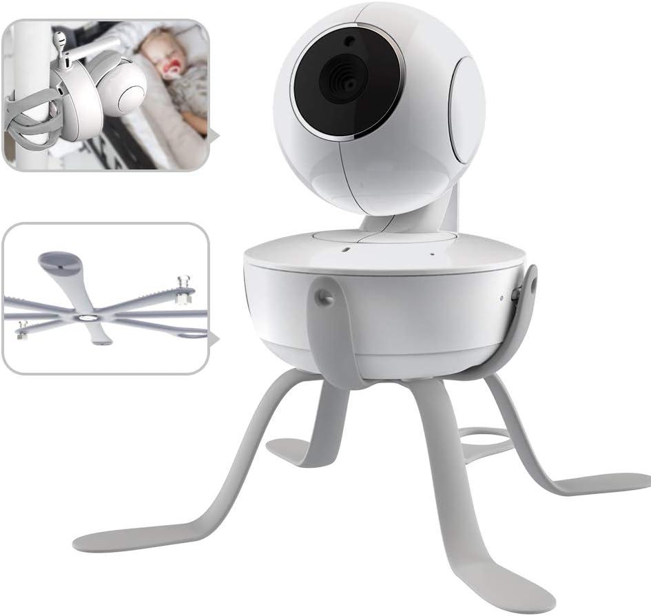 Baby Clamp-On Shade Schutzschirm mit Regenschirmclip Befestigungsvorrichtung Ideal f/ür Kinderwagen Waggons Rollst/ühle oder Golfwagen 45x70cm