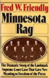 Minnesota Rag, Fred Friendly, 0394507525