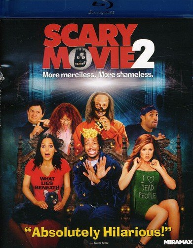 Scary Movie 2 [Blu-ray] -