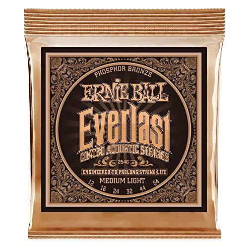 Ernie Ball Acoustic Guitar Strings (P02546)