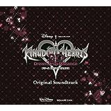 KINGDOM HEARTS Dream Drop Distance original sound track CD