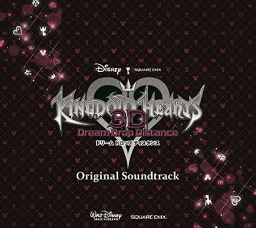 Price comparison product image KINGDOM HEARTS Dream Drop Distance original sound track CD