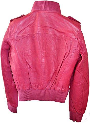 Womens Leather Jacket Fashion Style G
