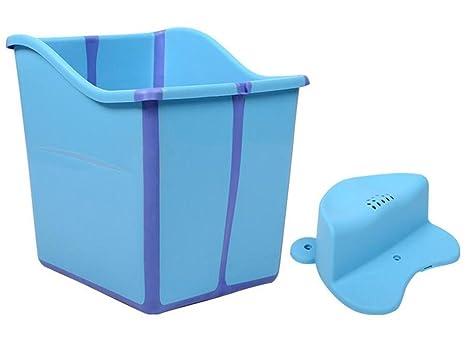 Vasca Da Bagno Portatile : Nwyjr vasca per bambini baby vasca idromassaggio sedia bagno