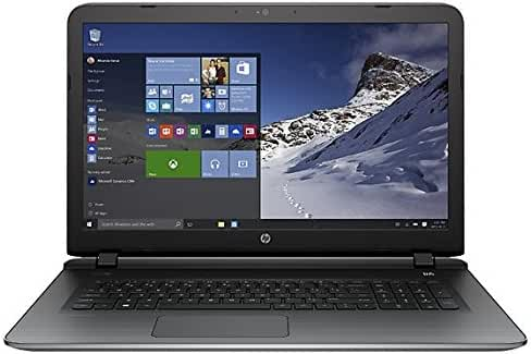 HP Pavilion 17 Premium High Performance Laptop PC, 17.3-Inch HD Display (1600 x 900), Intel Core i5 Processor, 4GB DDR3 RAM, 1TB HDD, SuperMulti DVD Burner, HDMI, Windows 10