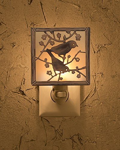 Park Designs Backyard Birds Night Light