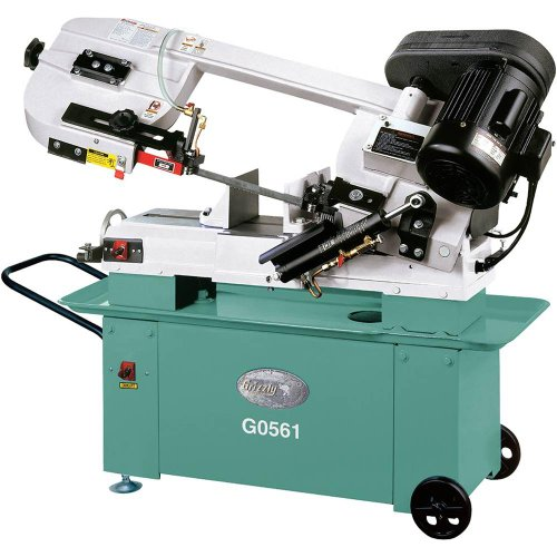 Grizzly G0561 Metal Cutting Bandsaw, 7 x 12-Inch by Grizzly