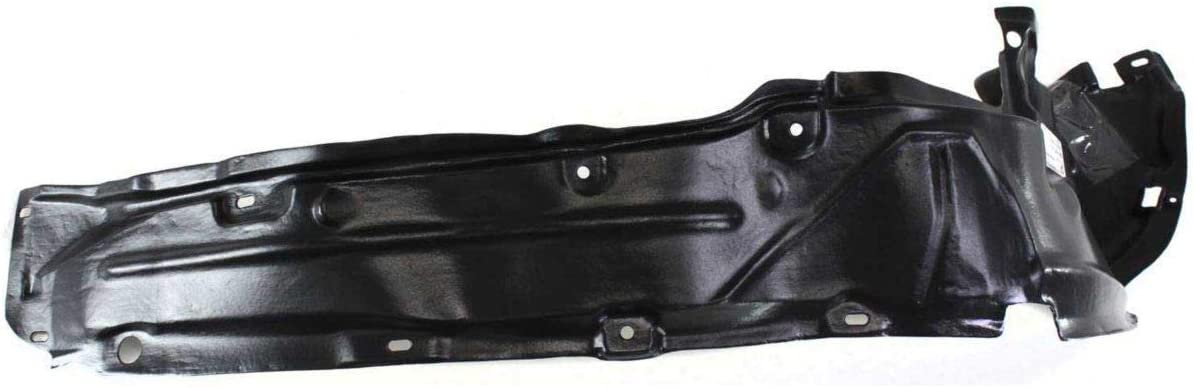 74101S10010 HO1249105 Parts N Go 1997-2001 Compatible Honda CRV Fender Liner Passenger Side RH Right Hand