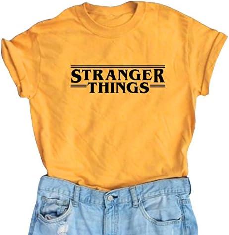 lookface Mujer Cute T Shirt Junior Tops Teen Girls Graphic Tees
