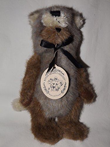 Matthew Bear in Wolf Costume from Boyd's Bears Bailey & (Friend Bear Costume)