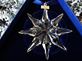 Swarovski 2009 Annual Edition Sparkling Star Ornament