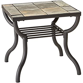 Amazon Com Signature Design By Ashley Antigo End Table