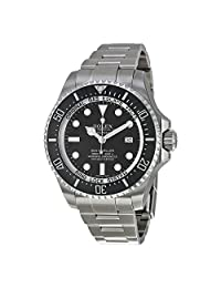 Rolex Deepsea Stainless Steel Rolex Oyster Automatic Mens Watch 116660BKSO