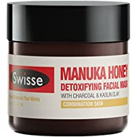 Swisse Manuka Honey Detoxifying Facial Mask,70 grams