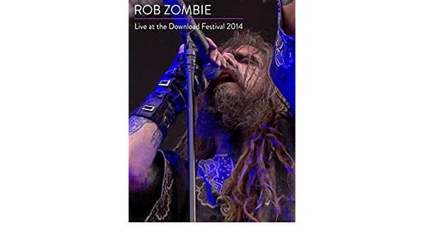 Amazon com: Watch Rob Zombie - Live At Download Festival