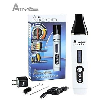 Atmos Vicod Dry Herb Vaporizer 2200mAh (White)