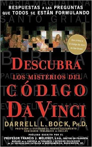 Descubra Los Misterios del Codigo Da Vinci: Amazon.es ...