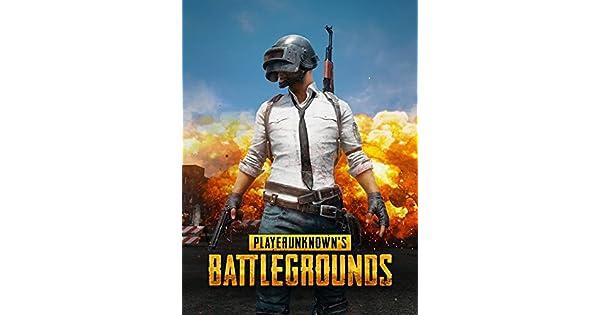 Amazon com: PLAYERUNKNOWN'S BATTLEGROUNDS [Online Game Code