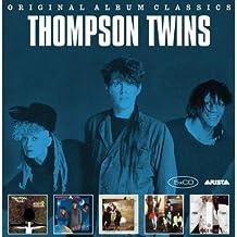 5cd Original Album Classics - 5cd Sl Ipcase
