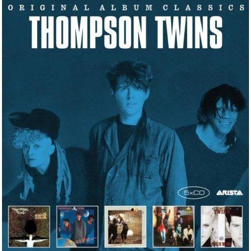 (5cd Original Album Classics - 5cd Sl Ipcase)
