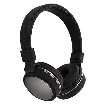 beautygoods Auriculares Bluetooth, Auriculares inalámbricos Auriculares estéreo inalámbricos para PC, teléfono móvil, TV