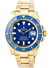 Submariner Swiss-Automatic Male Watch 116618 (Certified Pre-Owned)