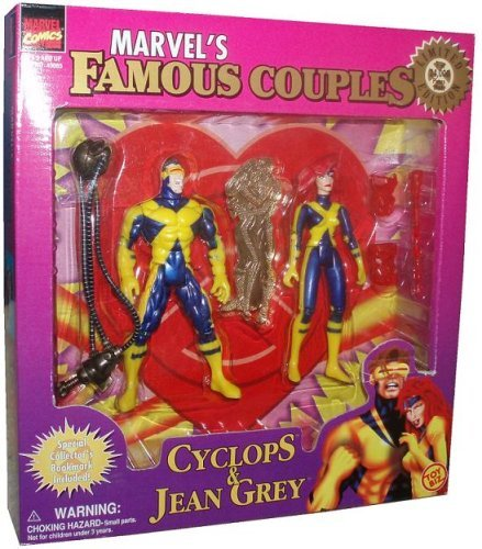 Marvel Famous Couples