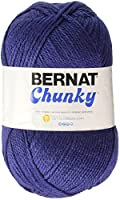 Spinrite Bernat Big Ball Chunky Solid Yarn