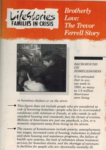 Brotherly Love: The Trevor Ferrell Story - With Public Performance Rights (Trevor's Campaign for the Homeless) -