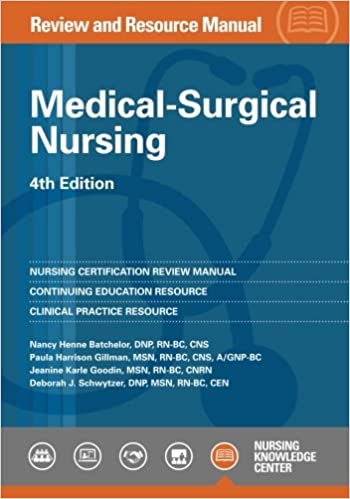 Medical-Surgical Nursing Review and Resource Manual, 4th Edition ...