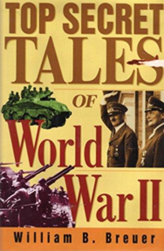 Read Online Top Secret Tales of World War II pdf