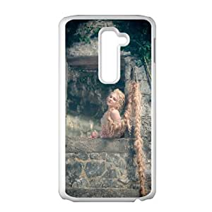 Into the Woods HILDA015239 Phone Back Case Customized Art Print Design Hard Shell Protection LG G2