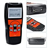 Professional Diagnostic Scanner For Automobiles,Car Diagnostic Scanner Universal Car Code Reader Vehicle Tool, Clear Codes, Easily Detect About 130 Systems