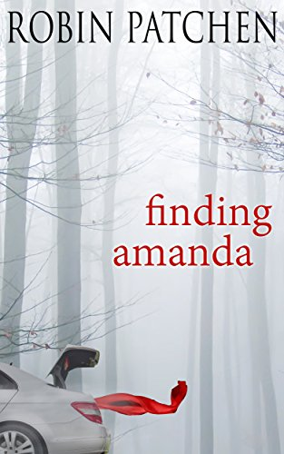 Book: Finding Amanda - inspirational suspense by Robin Patchen