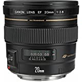 Canon EF 20mm f/2.8 USM Wide-Angle Fixed Lens